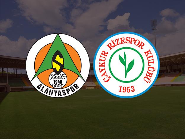 Alanyaspor Rizespor maçı canlı izleme linki | Bein Sports 2 canlı