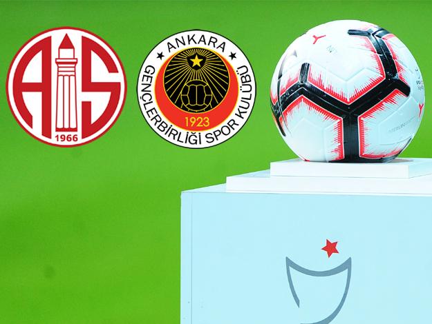 Antalyaspor Gençlerbirliği maçı canlı izleme linki | Bein Sports 1 canlı