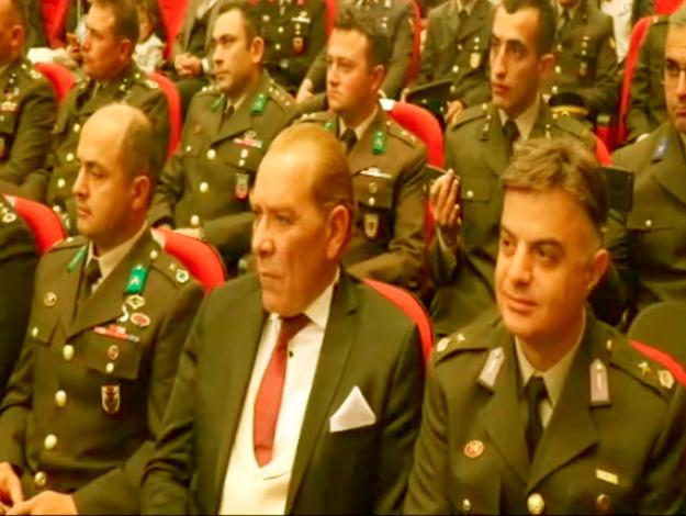 Atatürk'e yazılan ilk marşı böyle canlandırdılar...