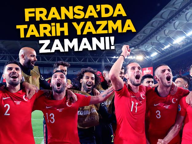 Fransa - Türkiye maçı canlı izle | Karşılaşma saat kaçta ve hangi kanalda?