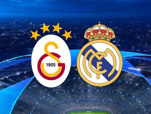 Galatasaray Real Madrid maçı canlı izleme linki | Bein Sports HD 1 canlı izle