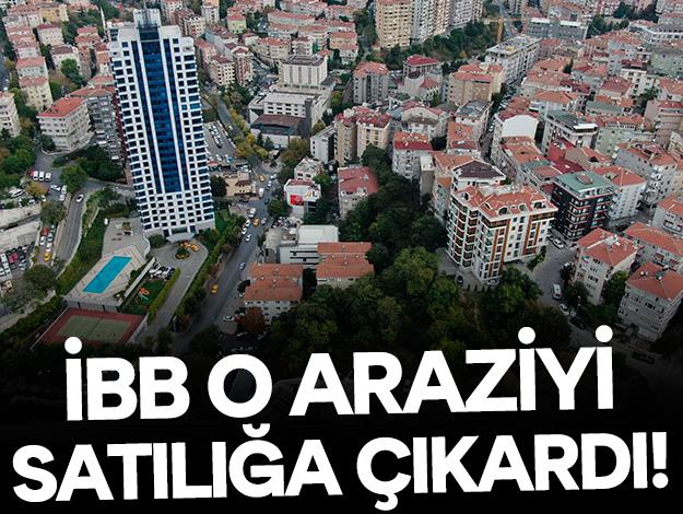 İBB'nin Beşiktaş'ta satılığa çıkardı arazi nerede? Mahallesi, caddesi, ada ve parsel bilgileri