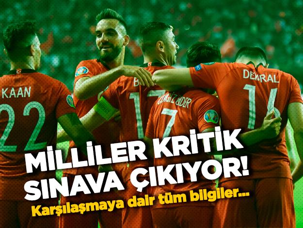 Türkiye - Arnavutluk maçı TRT 1 canlı yayın izle
