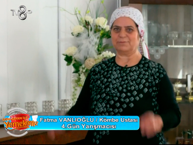 Yemekteyiz Fatma Vanlıoğlu kimdir? Kaç yaşında, nereli ve mesleği