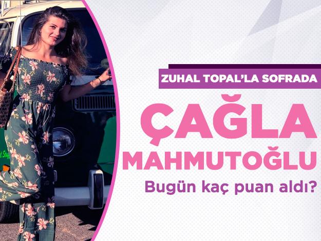 Zuhal Topal'la Sofrada 9 Ekim Çarşamba | Çağla Mahmutoğlu kaç puan aldı?