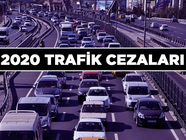 2020 Trafik cezası listesi | Alkollü araç kullanmanın cezası kaç lira