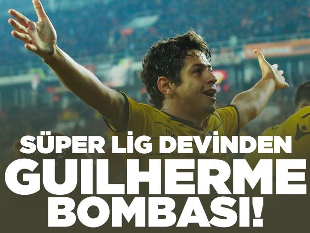 Beşiktaş'tan Guilherme bombası! Yeni Malatyaspor ile...