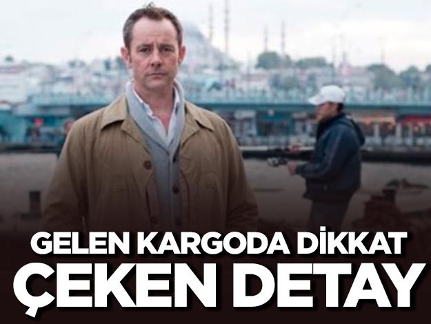 Beyoğlu'nda ölen eski İngiliz İstihbarat subayına gelen kargoda dikkat çekici detay