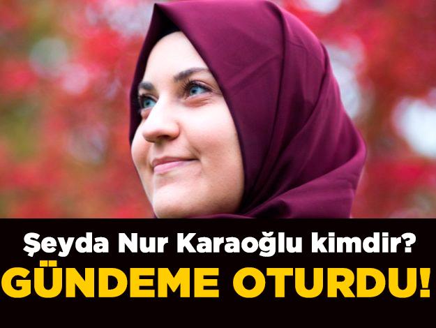 Cumhurbaşkanı Danışmanı Şeyda Nur Karaoğlu kimdir? Kariyeri ve biyografisi