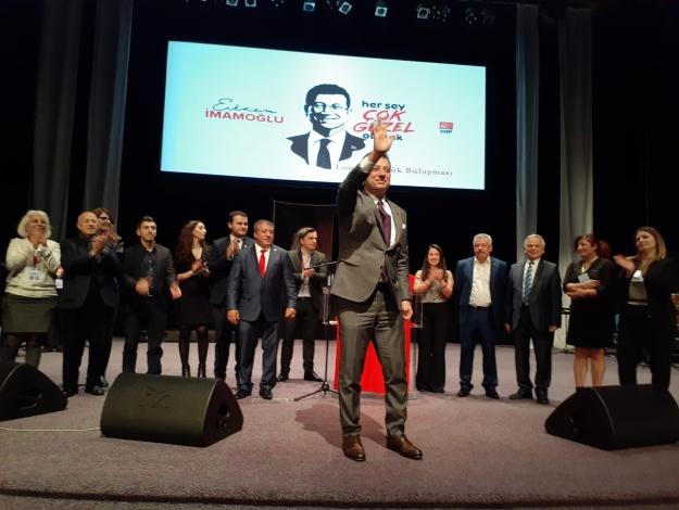 Ekrem İmamoğlu: Türkiye iyi olmalıdır! Bunun için de el ele kol kola olmalıyız