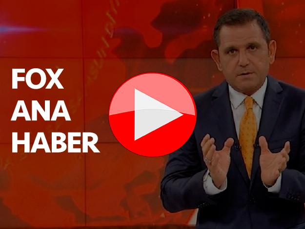 Fatih Portakal ile FOX Ana Haber 8 Kasım Cuma FOX TV
