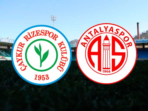 Rizespor Antalyaspor canlı izle   Bein Sports 2 izleme linki