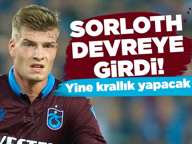 Sorloth Trabzonspor için harekete geçti!