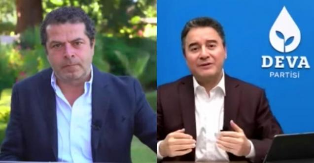 Cüneyt Özdemir'in Babacan'ı konuk aldığı videoyu 86 bin 500 kişi ...