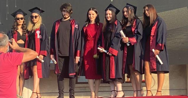 Rumeli Üniversitesi 727 genci mezun etti