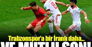 Morteza Pouraliganji'de mutlu son!