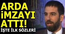 Arda Turan Medipol Başakşehir'e imza attı! Yıllık kaç milyon euro kazanacak