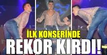 Kerimcan Durmaz 3 bin 500 kişiye konser verdi!