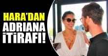 Metin Hara'dan Adriana Lima hakkında şok açıklama: İlk mesaj ondan geldi