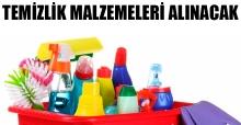 Sultangazi Belediyesi temizlik malzemeleri alacak