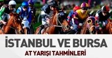 25 Mayıs 2018 Cuma İstanbul ve Bursa At Yarışı Tahminleri - Altılı Ganyan Bülteni Burada