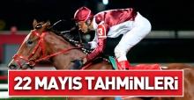22 Mayıs 2018 Salı Kocaeli ve Ankara At Yarışı Tahminleri
