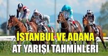 20 Mayıs 2018 Pazar İstanbul ve Adana koşuları At Yarışı Tahminleri