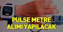 Çatalca İlyas Çokay Devlet Hastanesi pulse metre alacak