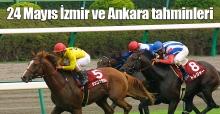 24 Mayıs 2018 Perşembe Ankara ve İzmir At Yarışı Tahminleri | Altılı Ganyan Bülteni burada