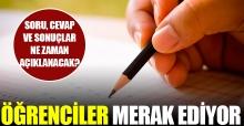 26-27 Mayıs Açıköğretim Fakültesi Final Sınavı soru, cevap ve sonuçları ne zaman açıklanacak