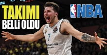 NBA 2018 draft gerçekleşti