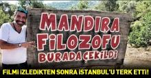 Hakan  Altun İstanbul'dan taşındı!