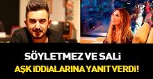Ziynet Sali ve Halil Söyletmez'den aşk iddialarına yanıt