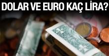 Dolar ve euro bugün kaç lira? 15 Ağustos alış ve satış fiyatları