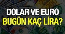 Dolar ve euro kaç lira? 17 Ağustos alış ve satış fiyatları