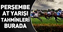 18 Ekim 2018 Perşembe İzmir ve Ankara At Yarışı Tahminleri - Hazır Kuponlar