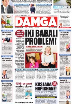 DAMGA Gazetesi - 05.05.2021 Sayfaları