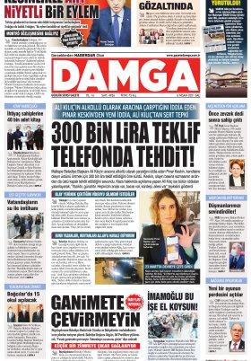 DAMGA Gazetesi - 06.04.2021 Sayfaları