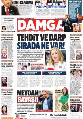 DAMGA Gazetesi - 14.04.2021 Sayfaları