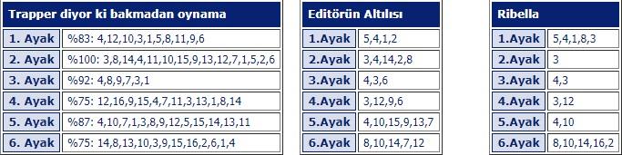 12 Kasım 2019 Salı Diyarbakır At Yarışı Tahminleri