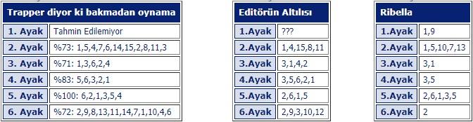 12 Şubat 2019 Salı Adana At Yarışı Tahminleri
