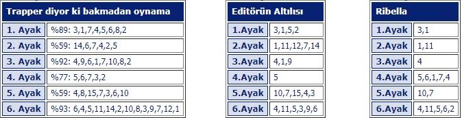 13 Ağustos 2019 Salı Ankara At Yarışı Tahminleri