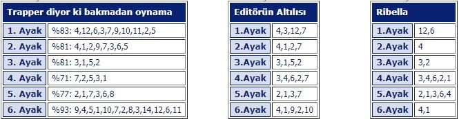 14 Ocak 2019 Pazartesi Bursa at yarışı tahminleri
