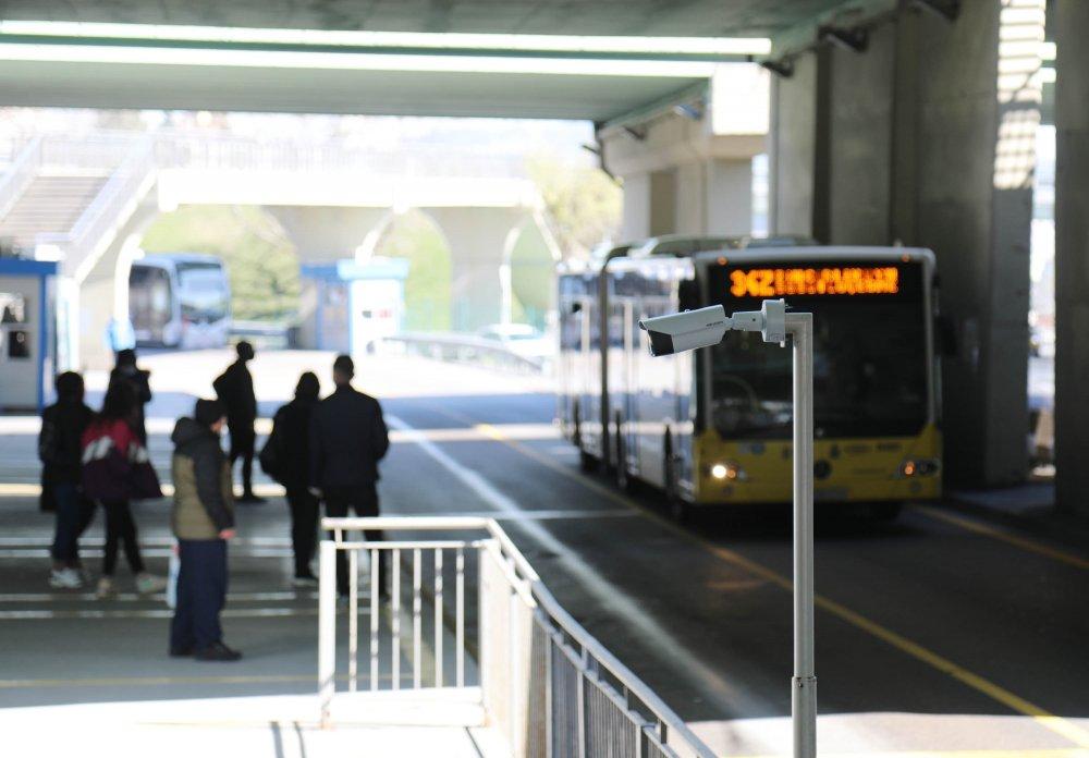 metrobüs koronavirüs