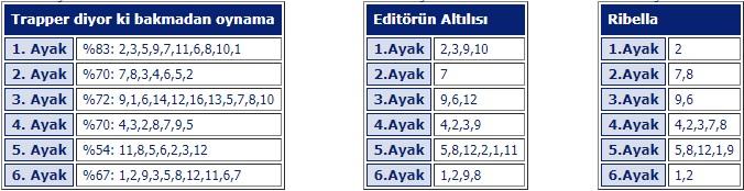 16 Ekim 2018 Salı Diyarbakır At Yarışı Tahminleri