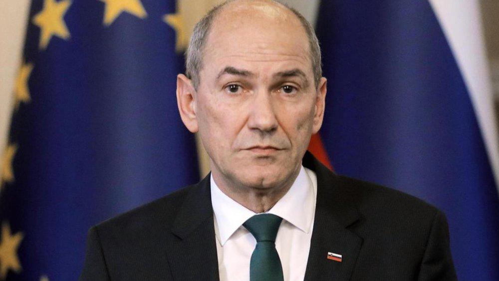 Slovenya Başbakanı Janez Jansa