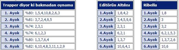 18 Mart 2019 Pazartesi Bursa at yarışı tahminleri