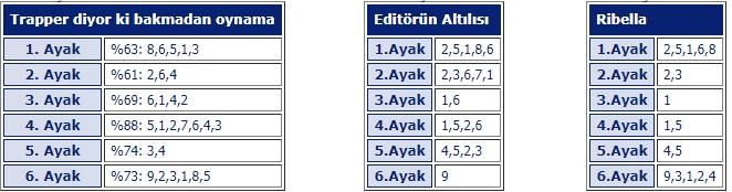 20 Ağustos 2019 Salı Ankara At Yarışı Tahminleri