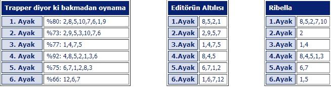 13 Ocak 2019 Pazar Adana at yarışı tahminleri