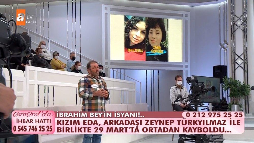Eda Altuntaş ve Zeynep Türkyılmaz